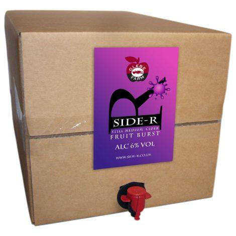 Side-R - Fruit Burst 6% 20 litre Bag in Box