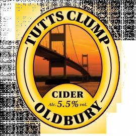 Tutts Clump Cider - Oldbury 5.5% 20 Litre Bag in Box