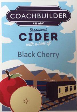 Virtual Orchard - Coachbuilder Black cherry 4% 20 litre bag in box