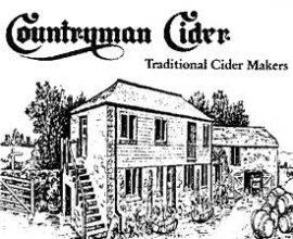 Countryman Cider - Farmhouse Scrumpy 6.5% 20 Litre Bag in Box