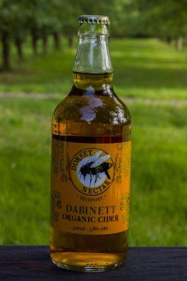 Dorset Nectar Organic cider - Dabinett 5.5% case 12 x 500 ml