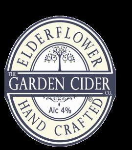 Garden Cider Company - Elderflower 4% 20 litre Bag in Box
