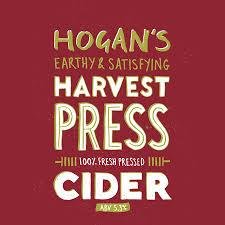 Hogan's - harvest press 5.3% 20 litre bag in box
