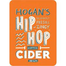 Hogans - Hip Hop 4% 20 litre bag in box