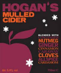 Hogans - Spiced Cider 4% 20 litre bag in box