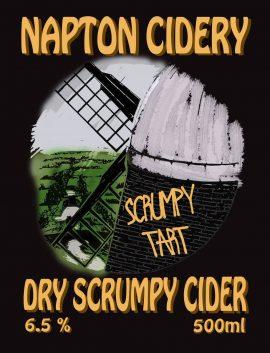 Napton Cider - Scrumpy Tart 6.5% 20 litre bag in box