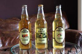 New Forest mixed case 12 x 500ml bottles