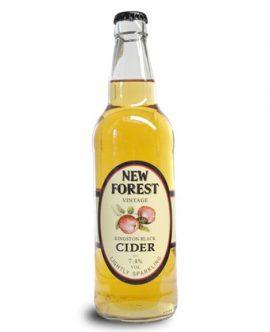 New Forest - Kingston Black 7% 12 x 500ml Bottles