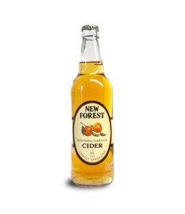 New Forest - Oak Soaked 6% 12 x 500ml bottles