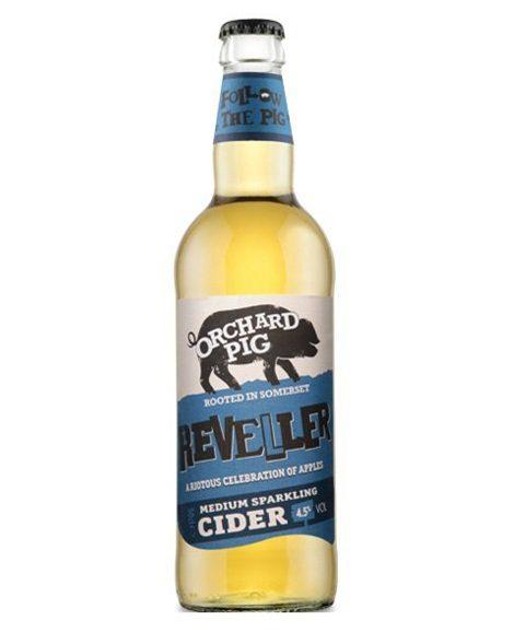 Orchard Pig - Reveller 4.5% Case of 12 x 500 ml