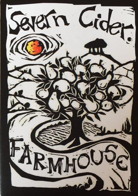 Severn Cider - Farmhouse 5.3% 20 litre bag in Box